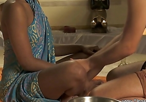 The Art be expeditious for Vaginal Massage