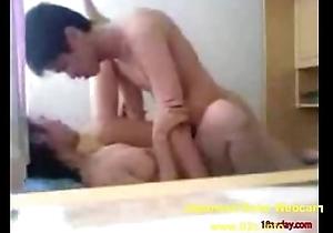 hong kong chinese couple self fliming hot