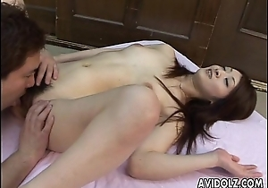 Ayu'_s wet nad hairy cunt gets regarding be toy charmed