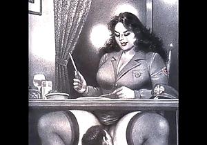 Face seated Asian nurses femdom artwork xxx GrappleTube