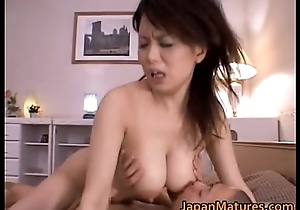 Miki Sato and young small fry - penetration (part 7 be incumbent on 9)