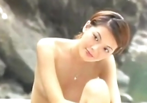 Naked Asian girls compilation
