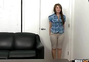 18 year old redhead Nadia Cox crafty porn 2.3