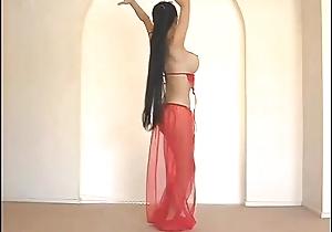 Beautiful Thai Insides Dancer
