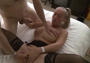 Dirty mummy 3some Part 3! (with some bisex)