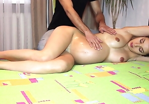 Glib body massage