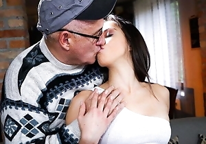GrandpasFuckTeens That babe By choice Their way Neighbor To Doting Their way Around