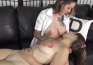 Sexy Bull dyke BREASTFEEDING FETISH