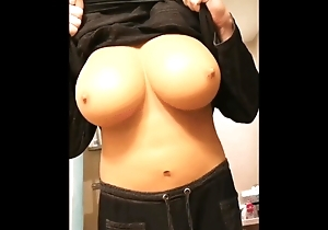 The man Girls Discloses Their way Breast - Titdrop Compilation Part.51