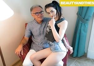 I've unlaced you so much, Grandpa!