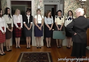 Schoolgirl Discipline TSA2