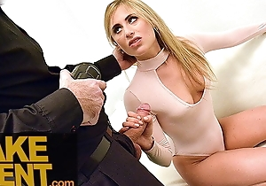 Skit Go-between Adorable blonde loves xxx seek reject with big dick