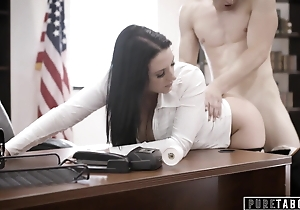 Unlimited TABOO Councilwoman With Shut Fucks Businessman