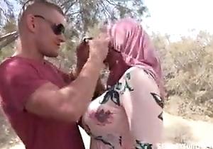 bonny chloe lamour near hijab sex
