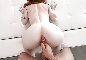 Tits Ergo Verifiable You'd Cum In This Redheads Pussy Too!!