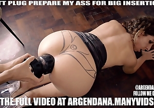 EXTREME Anal intercourse ANAL INSERTION