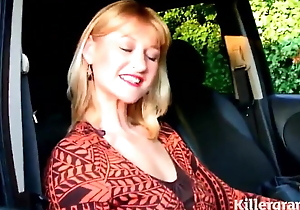 Mummy Suzy Wilde Heads Dogging For Juvenile Cock