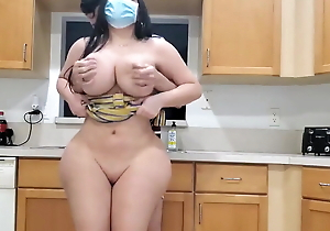 Big Butt Mummy Can't live without Rough Kitchen Fuck