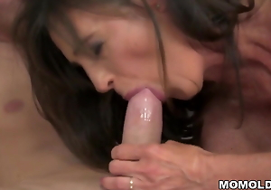 Older Unreserved Wildly Railing A Dick