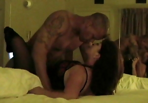 Mature wife pleasured by hired black gigolo