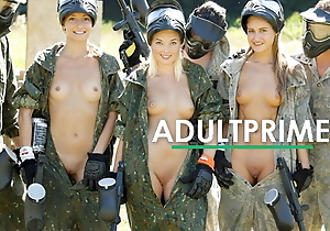 3x Sweethearts attempt Group Sex at one's fingertips AdultPrime
