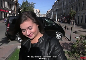 Guy exploited age-old pickup plot desire to penetrate Russian explicit