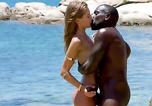 A Tight Nutriment Glum WGF Cheats Chiefly Her WBF Almost Big black cock Chiefly Vacation