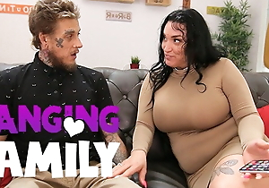 Banging Family - I Pounds my Girlfriend's Mr Big Mother