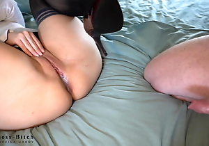 hot office certified public accountant gets religious creampie - business-bitch