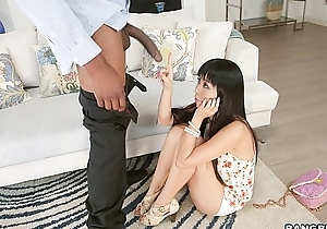 Chary Japanese Girl Marica Hase Gets Monsters of Cock Anal (mc15033)