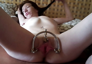 My in the worst way perforated Pussy