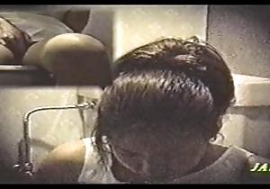 Conspirator hidden camera toilet masturbation Vol.7