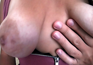 Hot strumpet let someone have me suck say no to gorgeous tits