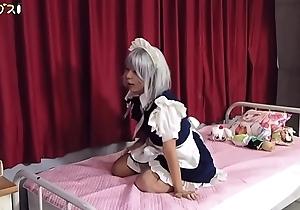 [オーネグス] CJD聖水祭 -cp1咲夜さん touhou sakuya