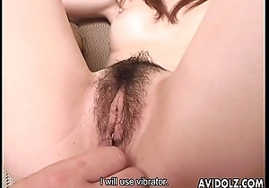 Rubbing and sex bauble fucking her wet pussy quiche
