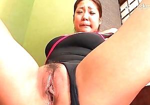 41Ticket - Hiyoko Morinaga'_s Pussy Juice Puts Out Candle (Uncensored JAV)