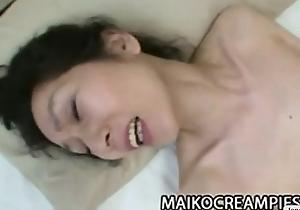 Mature Japanese Nobue Toyoshima Wants Her Body Pleasured free teens sex vids Japanesemilf.xyz
