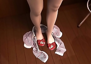 Katekyo 3D Teacher Sexy