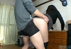 ass bustle asian